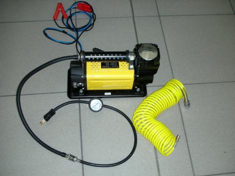 Compressore D Aria Portatile Geladeira Inox 1